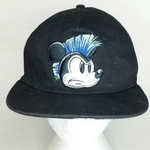 Youth Disney Parks Angry Mickey Mouse Mohawk Cap